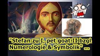 """Stefan zu I, pet goat II bzgl. Numerologie und Symbolik!!!"" ..."
