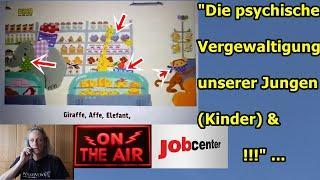 """""""Die psychische Vergewaltigung unserer Jungen (Kinder) & etwas Hartz 4 Newsletter!!!"""" ..."""