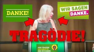 BAERBOCKS Ende! Ist Gaydukova die neue grüne HOFFNUNG?