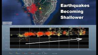 La Palma (Canary Islands) Update: Earthquake Swarm Increases - Deformation Reaches 10 cm Uplift