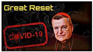 """Katholischer Kardinal: Corona wird benutzt, um einen """"satanischen"""" großen Reset einzuleiten"""
