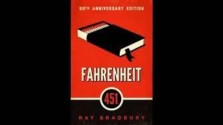 Fahrenheit 451 - Hörbuch - deutsch