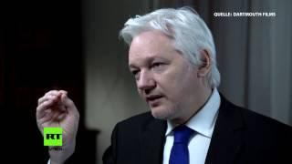 Assange über die geheime Welt der US-Regierung