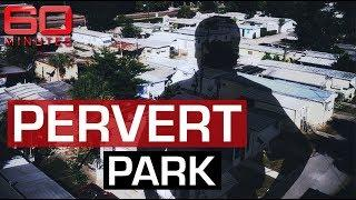 Trailer park entirely inhabited by paedophiles and sex offenders   60 Minutes Australia