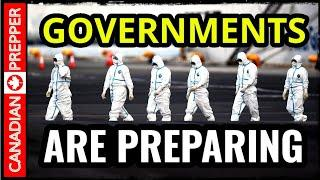 WARNING: Governments Are Preparing for Something BIG