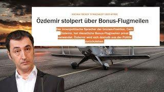 Die Wahrheit über Cem Özdemir  #BonusmeilenCem