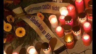 Im Gedenken an Mia Valentin (Kandel 27.12.2018)