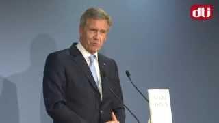 Ex-Bundespräsident Christian Wulff rechnet ab - komplette Rede