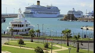 Over 6,000 People Held On Huge Cruise Ship Amid Coronavirus Fears