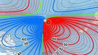 As Magnetic North Pole Zooms Toward Siberia Scientists Update World Magnetic Model