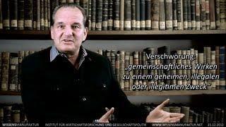 Verschwörungstheorie erklärt von Andreas Popp