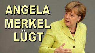 Angela Merkel lügt (03.06.2015)