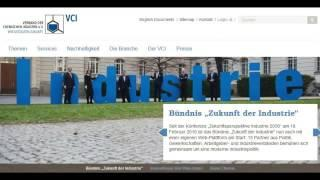 Das Impressum der BRD GmbH