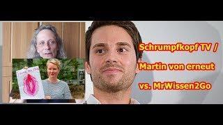 Trailer: Schrumpfkopf TV / Martin von vs. MrWissen2Go erneut: Thema: Gottloses Deutschland?