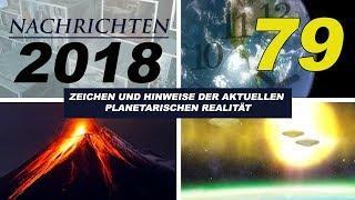 NACHRICHTEN 2018 - Bayer-Monsanto, Gelbwesten, Finanzelite, DNA, UFOs