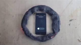 Mobile Phone vs Steel Wool - Wie dein Smartphone dein Gehirn schädigt