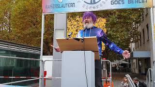 Robert Franz, Kaiserslautern setzt ein Signal in die Welt