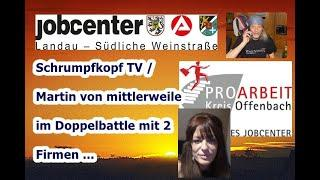 Schrumpfkopf TV / Martin von mittlerweile im Doppelbattle mit 2 Firmen ...