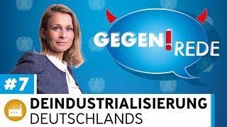 Industriestandort Deutschland in Gefahr? - Gegenrede #7 die alternative Talkshow aus dem Bundestag