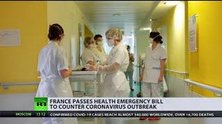 French medics sue officials over COVID-19 LIES & FAILURE