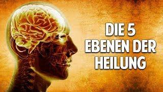 Jede Krankheit hat eine Ursache - Die 5 Ebenen der Heilung - Dr. Dietrich Klinghardt