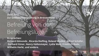 Ansprache in Bretzenheim am 25.11.2017