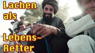 Wie mir Galgenhumor in Afghanistan den Kragen gerettet hat –eine Corona-Kontrast-Geschichte