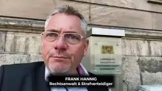Offene Drohung eines Richters mit Kindesentzug❗️RA Frank Hannig