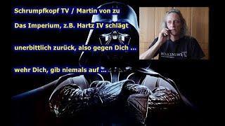 Trailer: Schrumpfkopf TV / Martin von zu Das Imperium, z.B. Hartz IV schlägt unerbittlich zurück ...