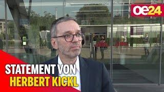 Staftaten und Morde durch Asylanten - Migranten -Herbert Kickl entsetzt über schrecklichen Doppelmor