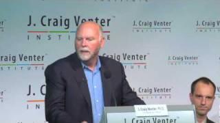 21.5.2010 Craig Venter stellt künstliches Leben vor