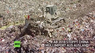 """""""Wir sind keine Müllkippe!"""" - Asien wehrt sich gegen Müll aus dem Westen"""