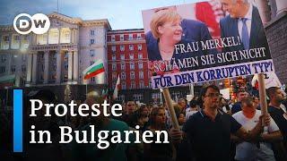 Kommt jetzt eine Migrationswelle ? Bulgarien: Aufstand gegen Korruption