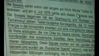 1.AZK - Werner Altnickel - Chemtrails / HAARP