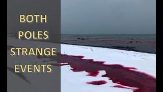 Antarctica Increasing Heat, Arctic Increasing Ice: Earth's Poles Behaving Strangely (939)
