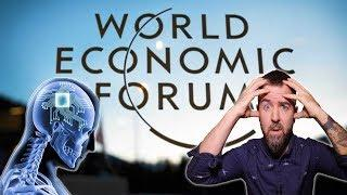 Shaping A New GLOBAL ARCHITECTURE - World Economic Forum Discuses A.I. MIND CONTROL!