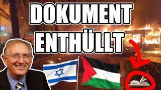Dokument ENTHÜLLT!!!  / Israel gegen Palästina KRIEG GEPLANT! Prof. Dr. Walter Veith