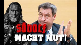 """SÖDOLF menschelt: """"Nicht den Kopf hängen lassen!"""""""