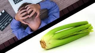 Selleriesaft bei Kopfschmerzen und Migräne