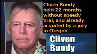 BUNDY Cowboys vs EVIL EMPIRE of Sen. Harry REID