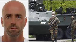 Manhunt for Belgium's Anti-Lockdown 'Rambo' Expands Into Neighboring Countries