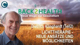 Dr. med. Dietrich Klinghardt - Lichttherapie - Neue Ansätze & Möglichkeiten Akasha Congress B2H ´16