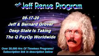 Jeff & Bernard Grover - Deep State Is Taking The Q PsyOp Worldwide