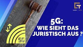 5G: Wie sieht das juristisch aus ?