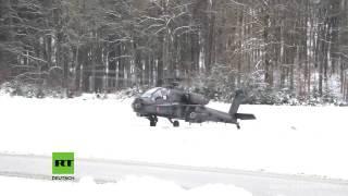 """""""Atlantic Resolve"""" auch in Bayern: US-Militär wird massiv aufgestockt - Bürger protestieren dagegen"""