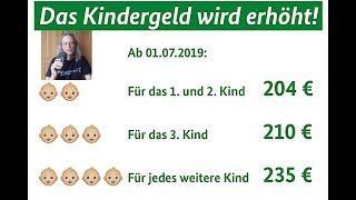 Schrumpfkopf TV / Kindergeld(erhöhung) — ich kotze später ...