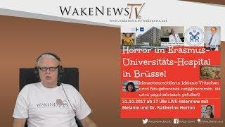 Horror im Erasmus-Universitäts-Hospital in Brüssel 20171031