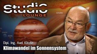 Klimawandel im Sonnensystem - Axel Klitzke