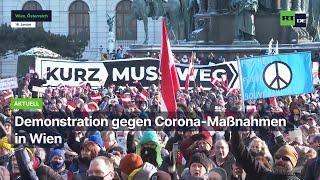 """Corona-Maßnahmen in Österreich: """"Wenn es so bleibt, wie es ist, wird es einen Bürgerkrieg geben"""""""