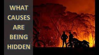 Behind the Australian Bush Fires What You're Not Told (934)